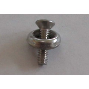 "10-24t - 1-1/4"" Screw & Washer for Gloss Fin"